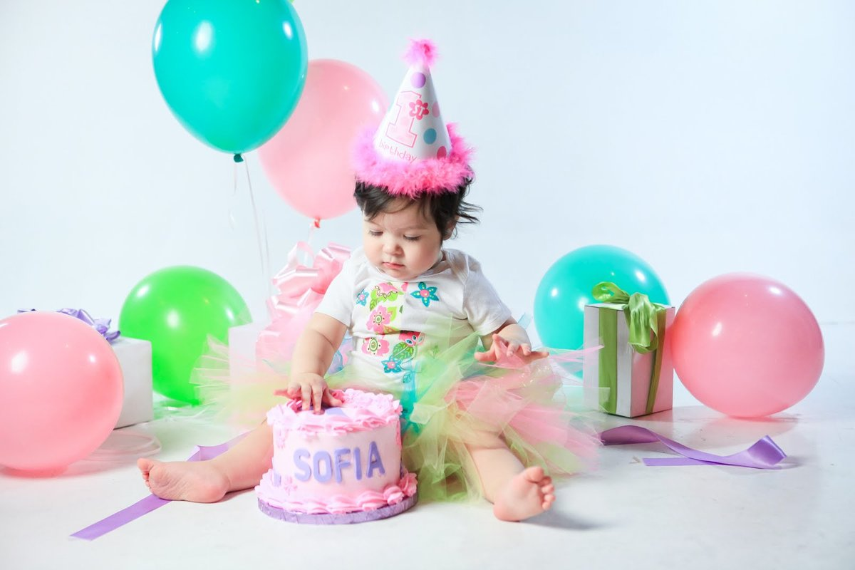 Как оформить подарок на день рождения девочке