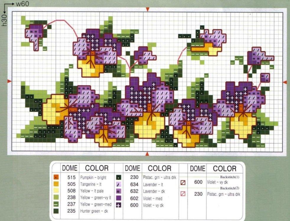 Схемы для косметички вязание бисером 27