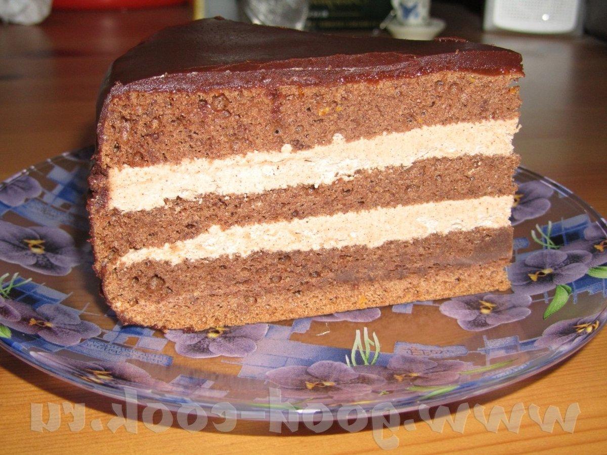 Рецепты простых тортов в домашних условиях с пошаговым фото