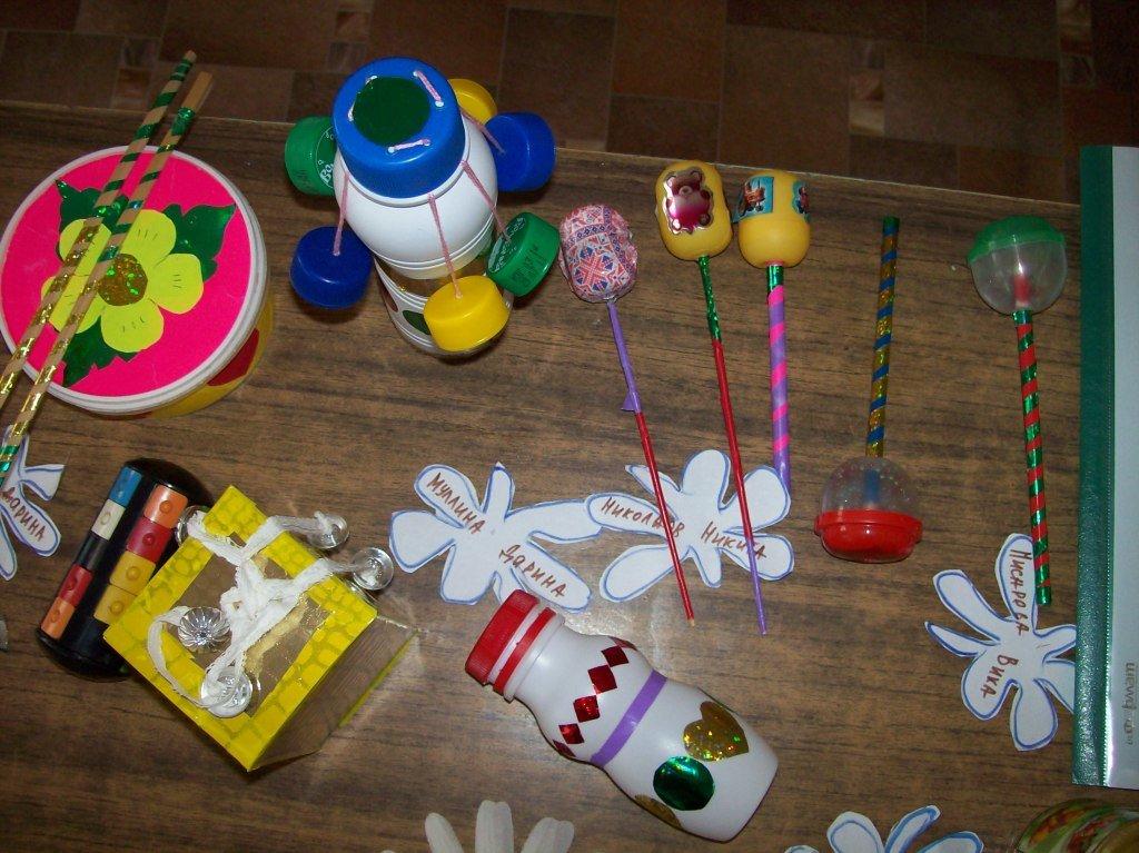 Музыкальные инструменты в детском саду своими руками фото 902