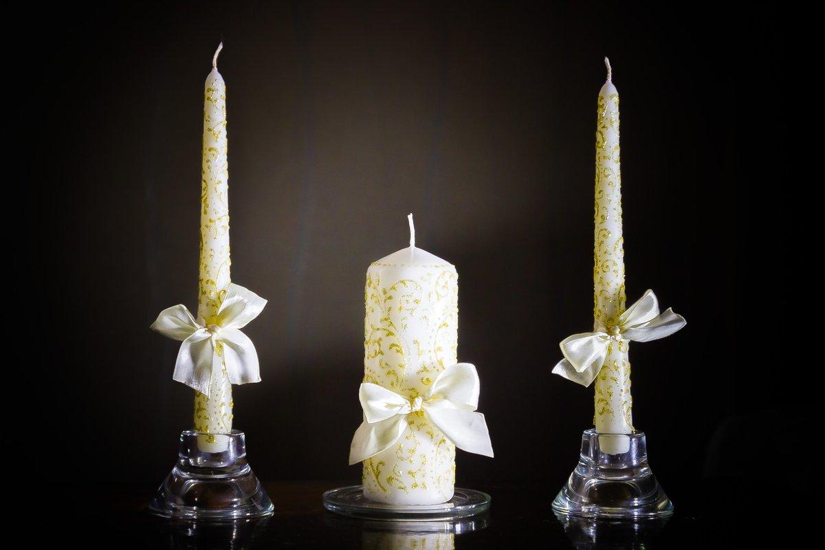 Подсвечники для свадебного очага своими руками 28