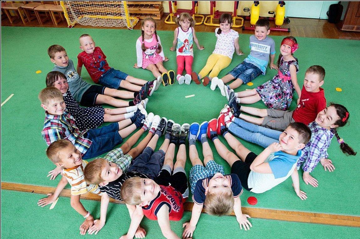 Идеи фото в детском саду