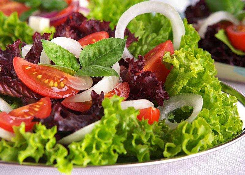 Вкусный салаты без майонеза