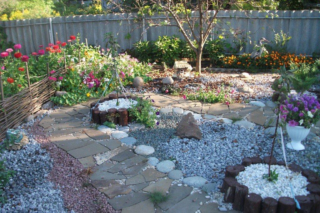 Как сделать сад коллекция 831