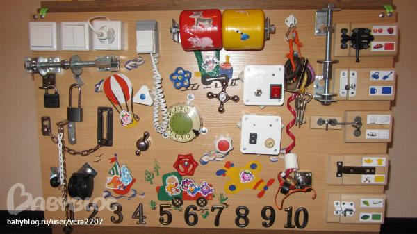 Игровые доски для детей своими руками 97