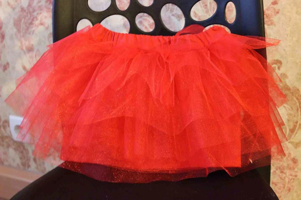 Как сшить юбку из фатина Мастер-классы на 45
