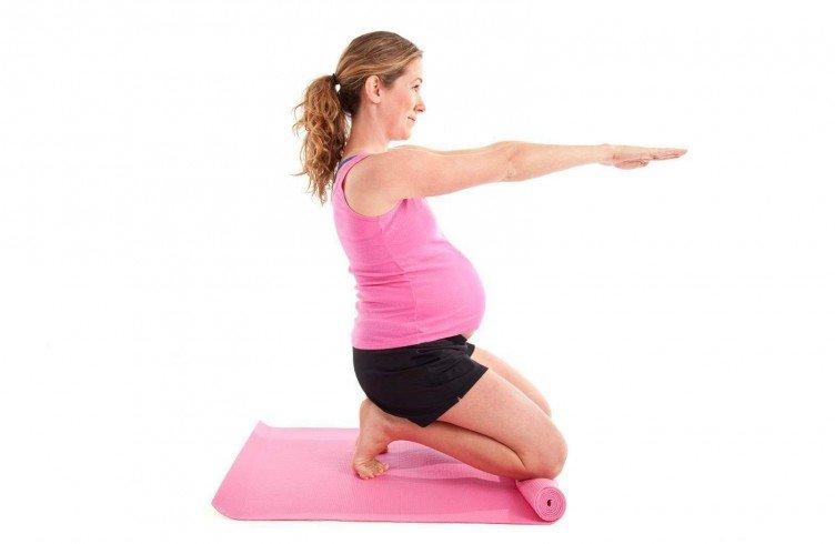 Дренажная гимнастика для беременных 29