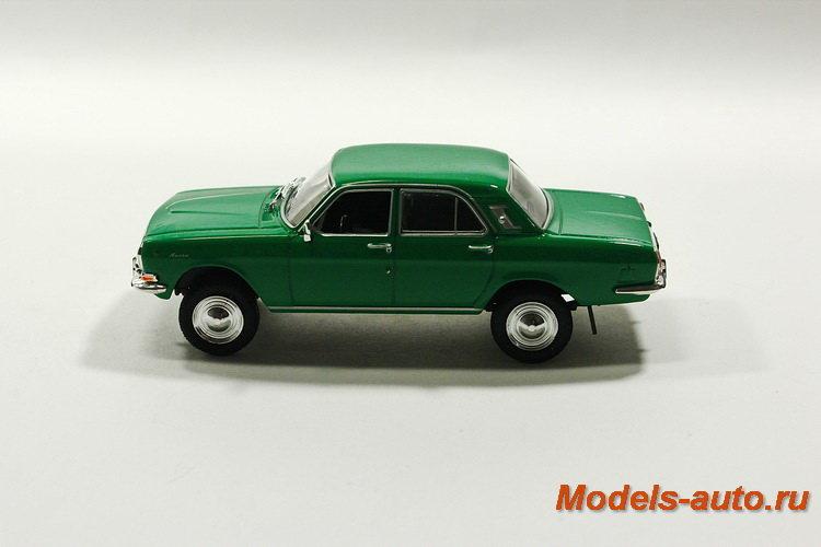 Модель газ 24