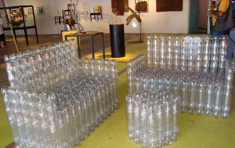 Полезные вещи из бутылок