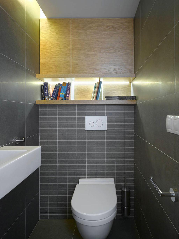 Ремонт туалет современный дизайн 2018