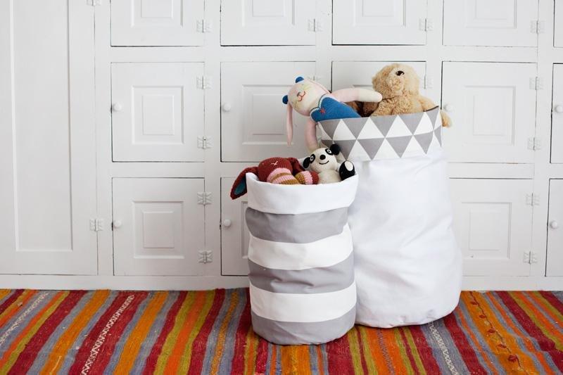 Ящик для игрушек сшить своими руками