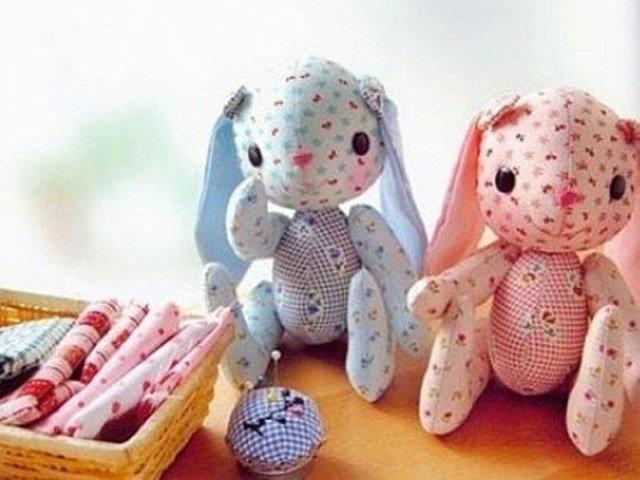 Идеи для шитья игрушек своими руками 62