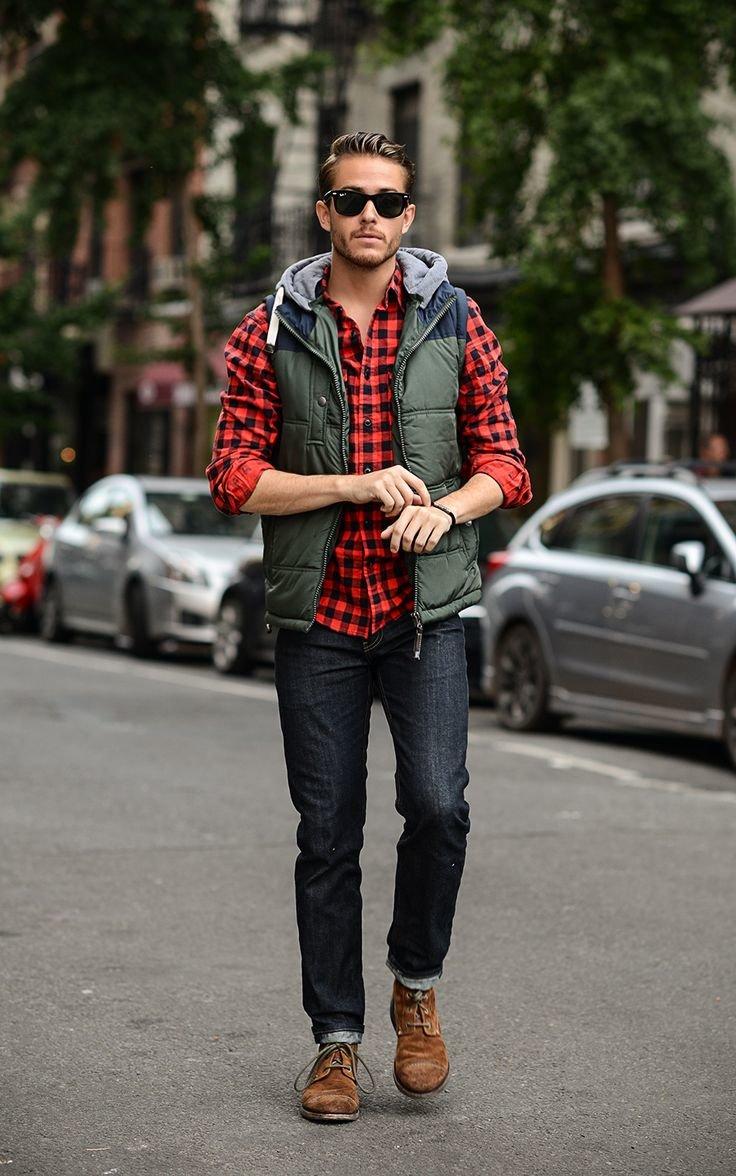 Мода и стиль фото парней