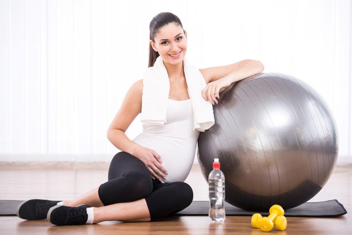 Фитнес для беременных гатчина 96