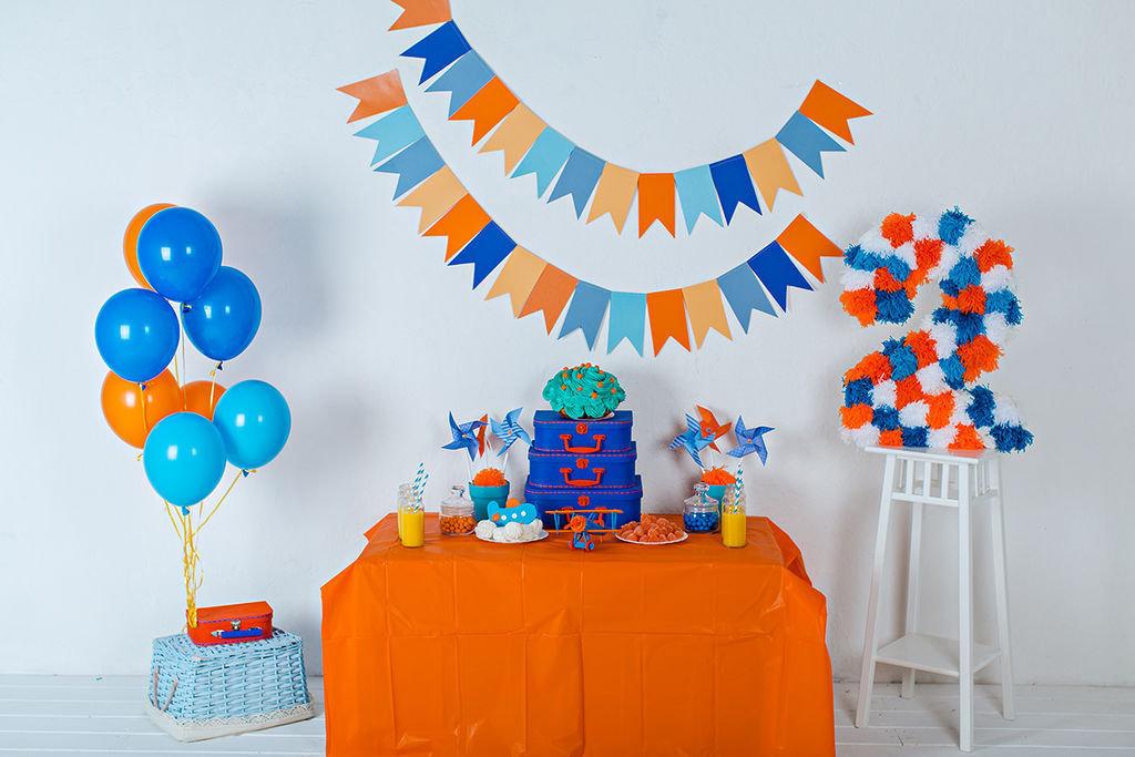 Сцены для поздравления с днем рождения