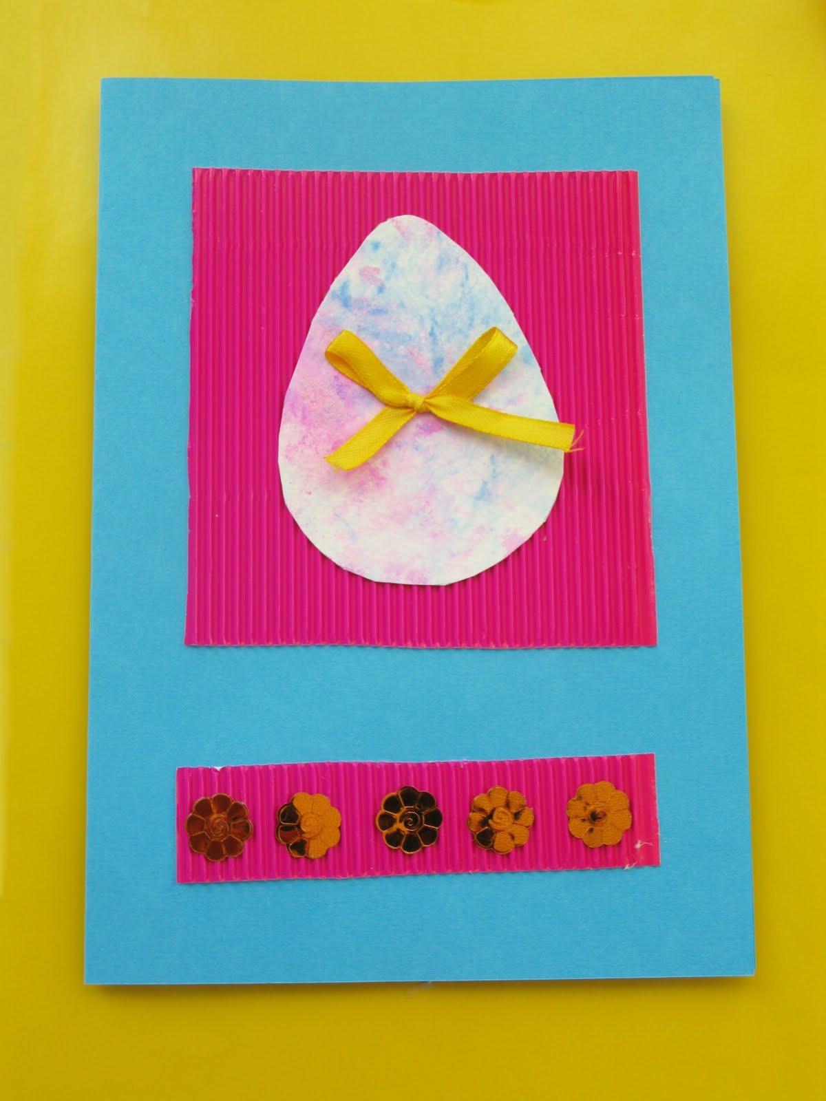 Как сделать открытку своими руками с ребенком на день рождение