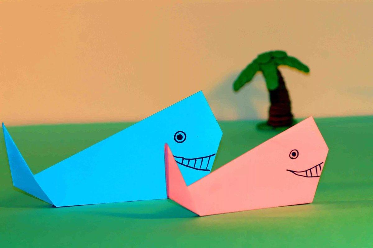 Оригами поделки для детей в картинках