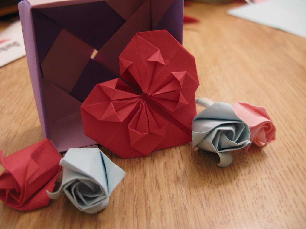 Оригинальное оригами своими руками 644