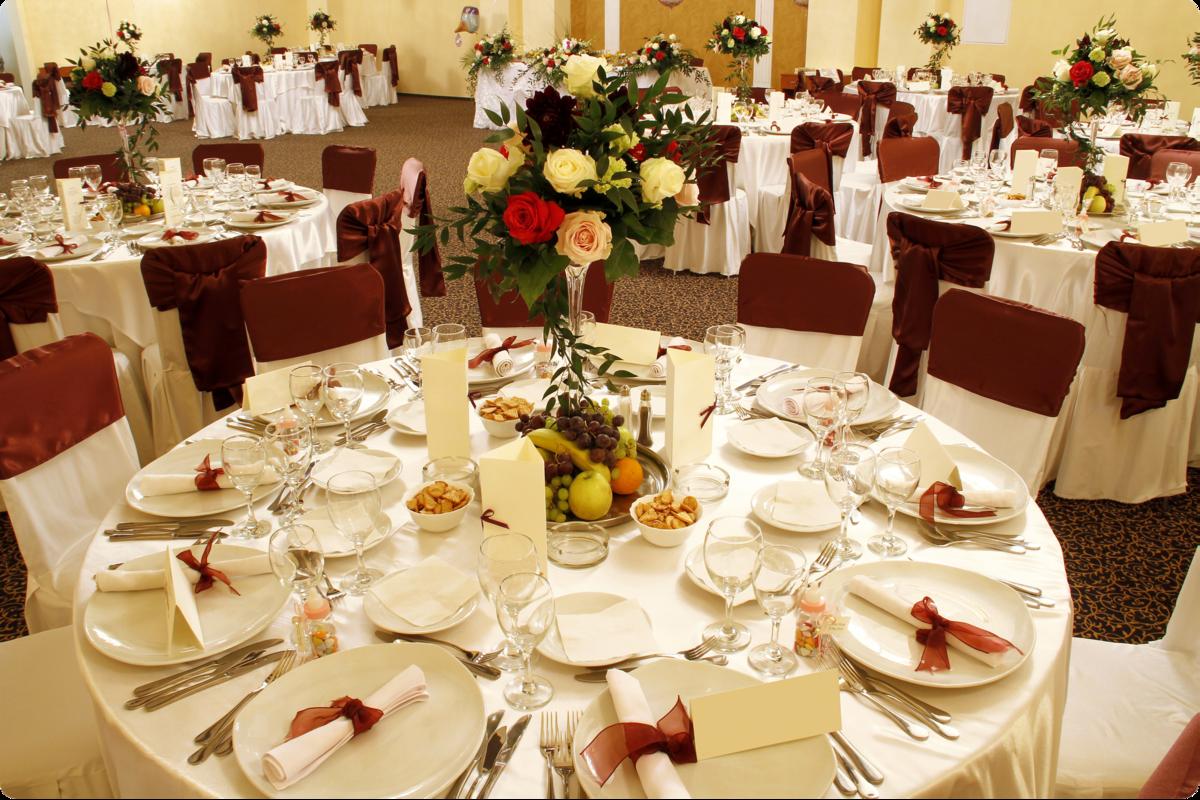 Как накрыть свадебный стол своими руками фото 70