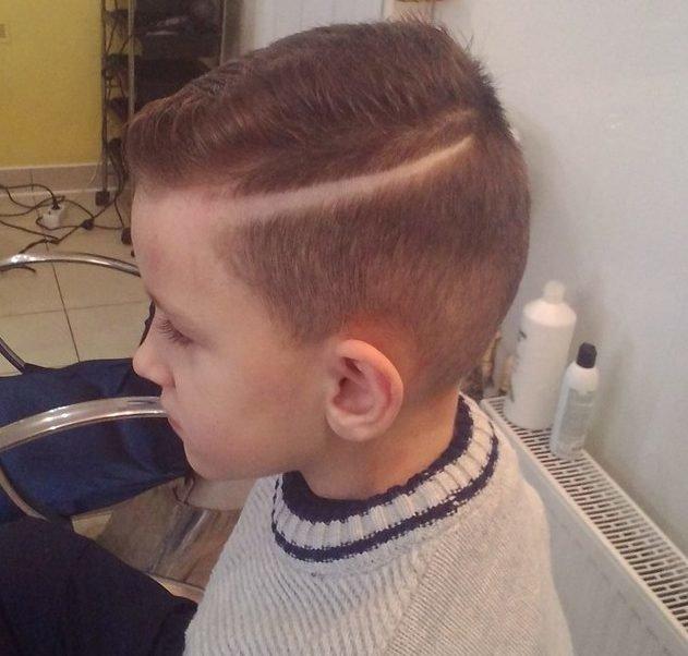 Фото причёсок для мальчиков бокс