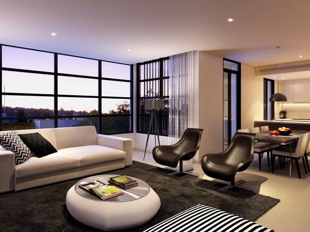 Стильные интерьеры квартир в современном стиле фото