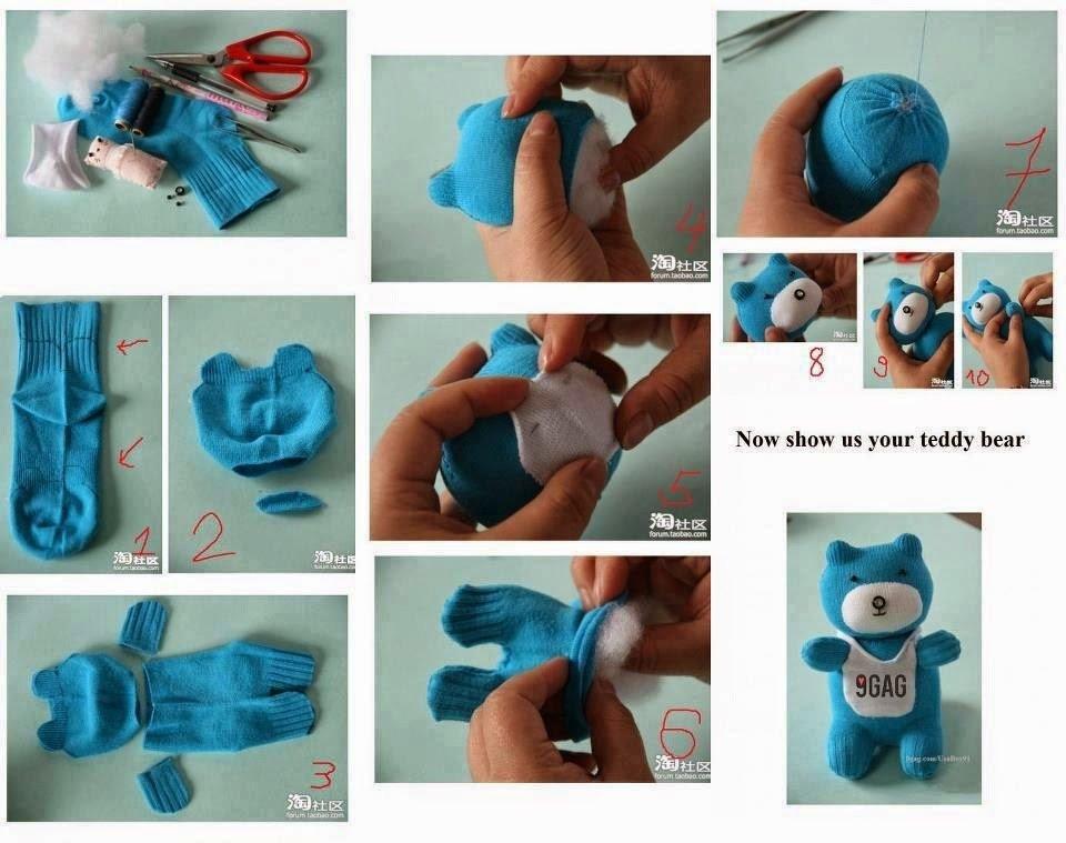 Мягкий игрушки своими руками для начинающих
