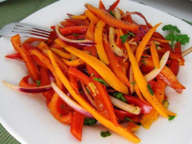 Свежий салат все по 1 кг