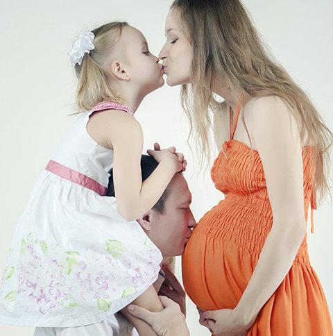 Фото детей для беременных
