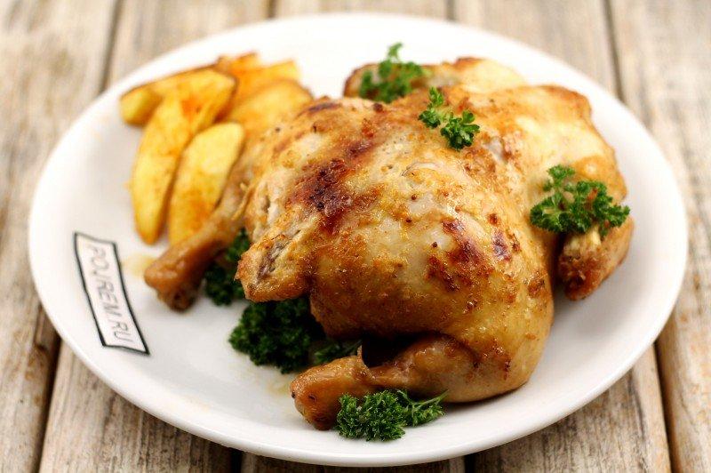 Куриная грудка жареная пошаговый рецепт