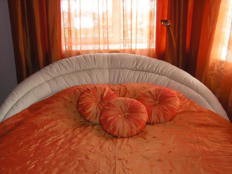 Как сшить наволочку для круглой подушки 518