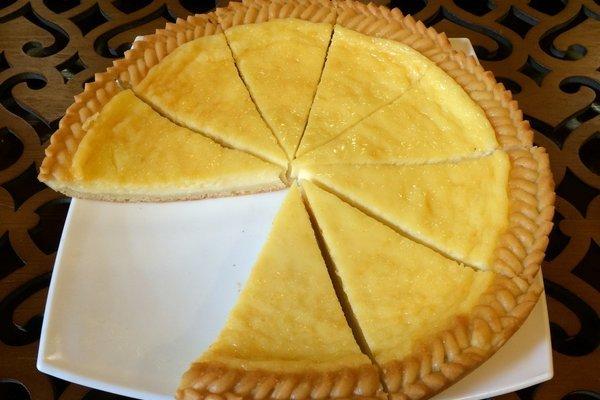 Татарский пирог сметанник пошаговый рецепт с фото