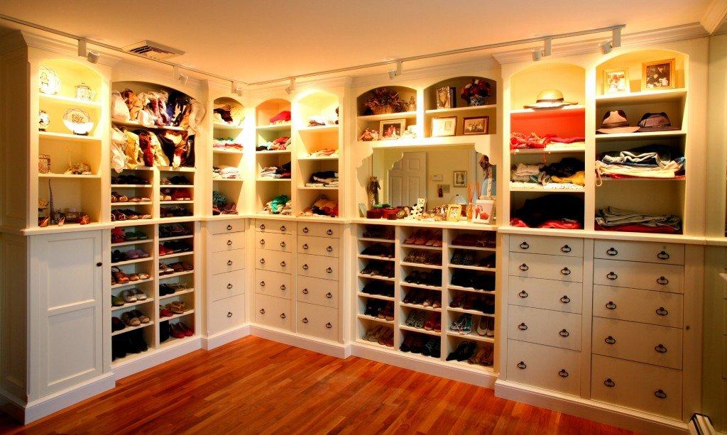 Сделай сам своими руками гардеробная комната 43