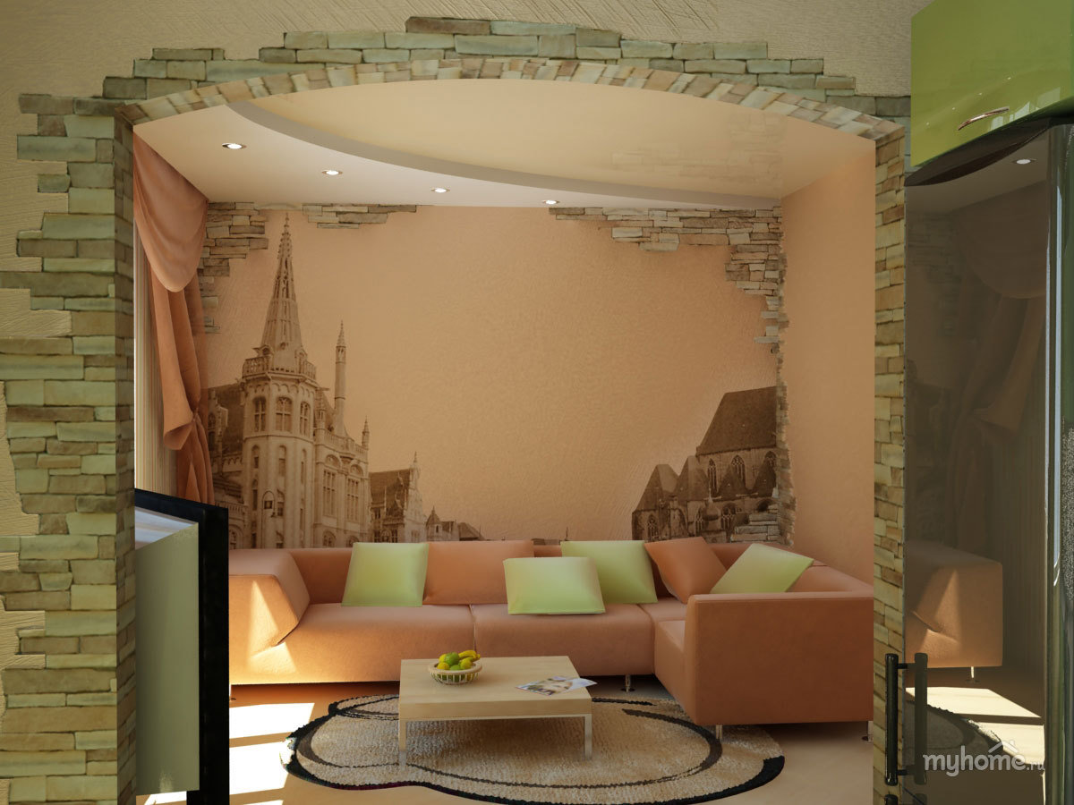 Мой дизайн квартиры своими руками фото