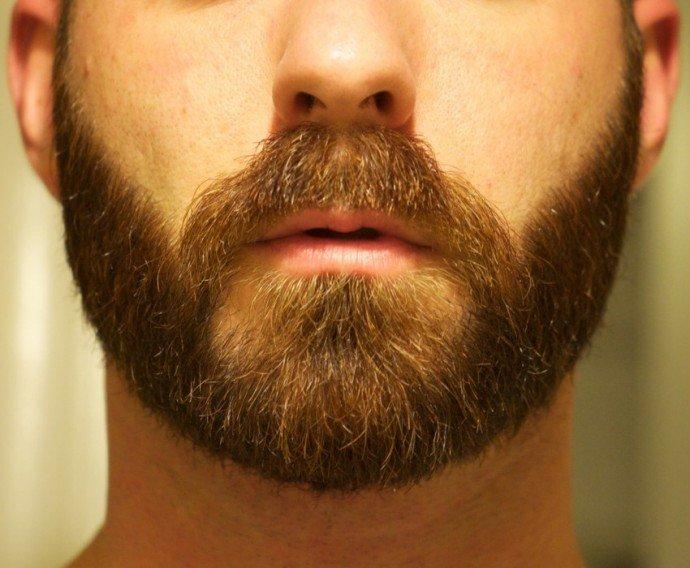 Густая борода в домашних условиях 50