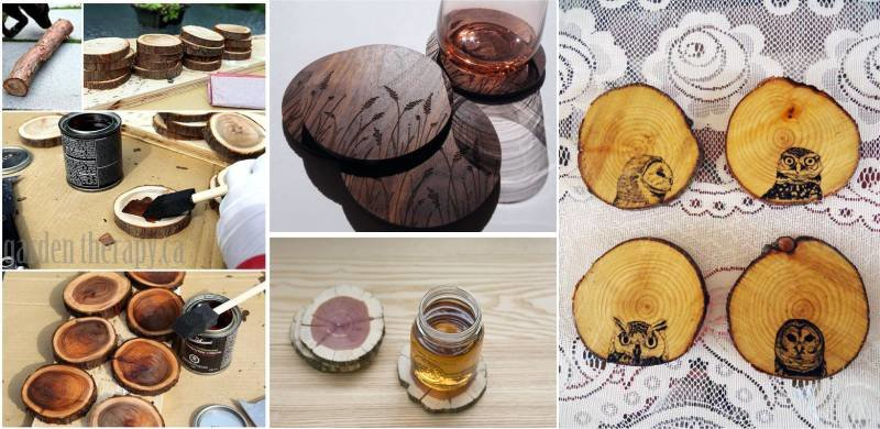 Посуда из дерева для кухни своими руками 12