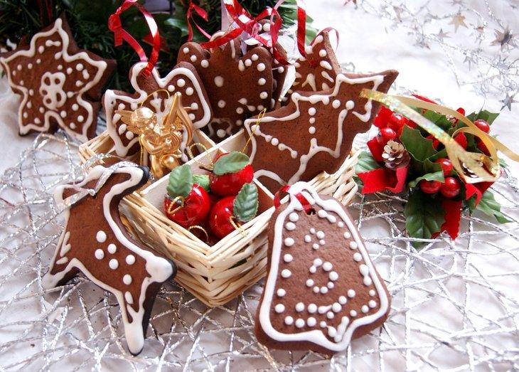 Имбирные пряники с какао рецепт