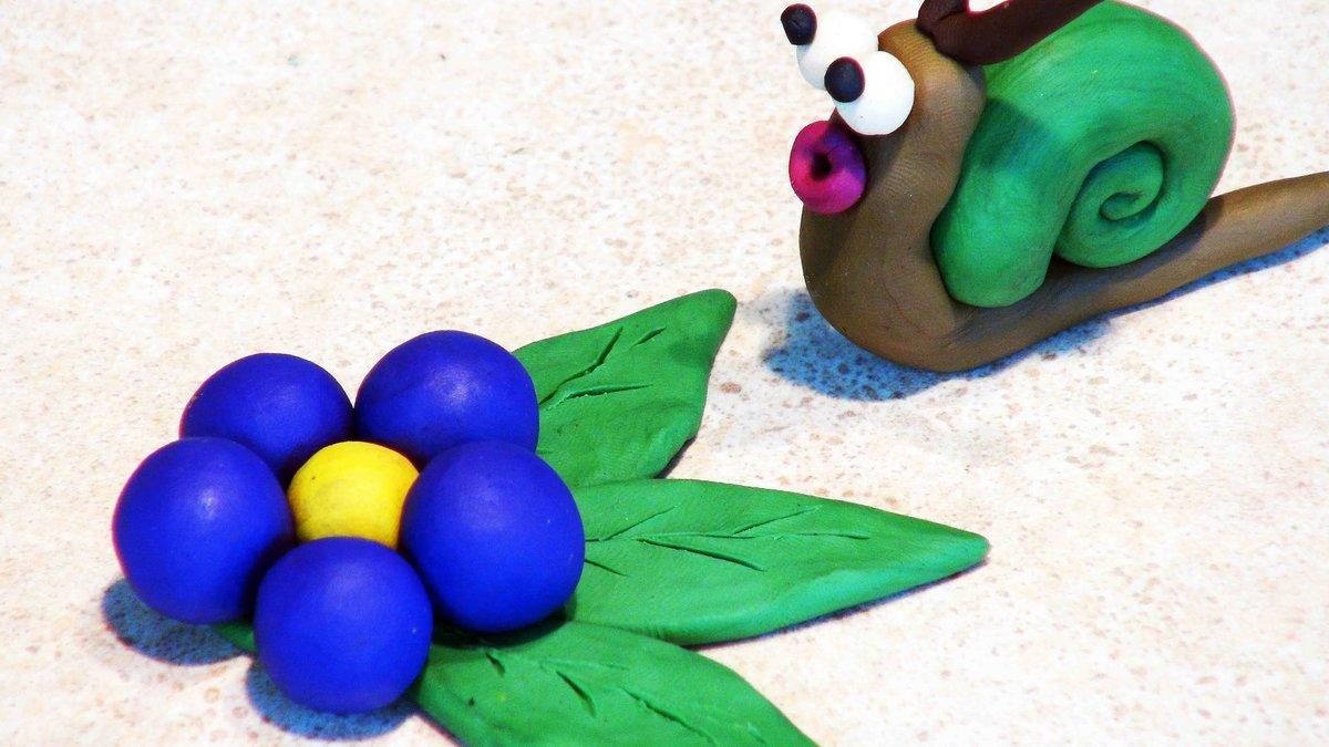 Поделки из пластилина для детей 9-10 лет фото пошагово