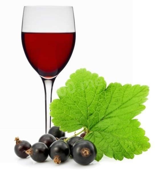 Как из черной смородины сделать вино