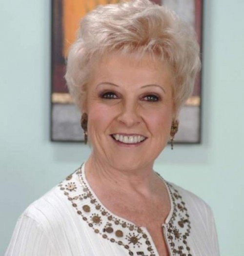 Haircuts for women over 50 with fine hair