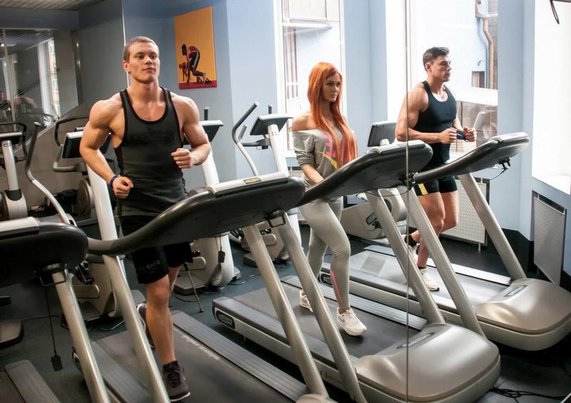 Как заниматься в спортзале что бы похудеть
