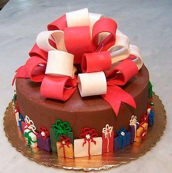 Торт в подарок на заказ