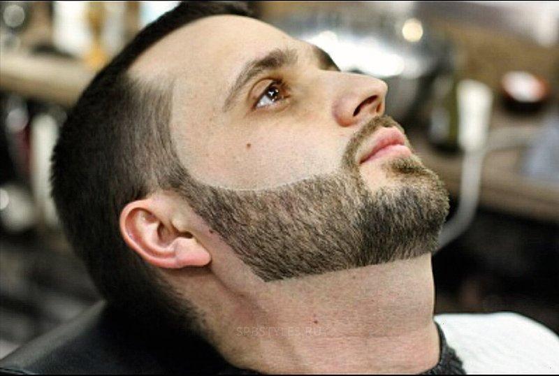 Фото стрижек бороды без усов
