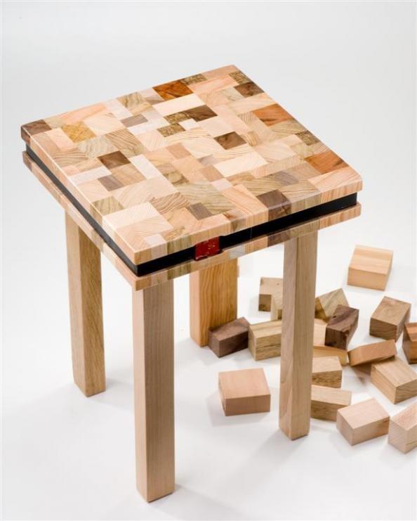 Поделки своими руками из отходов древесины 14