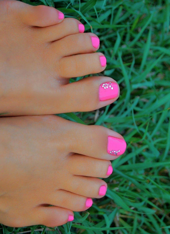 Шеллак на ногах (фото с примерами) - фото и описание примера 81