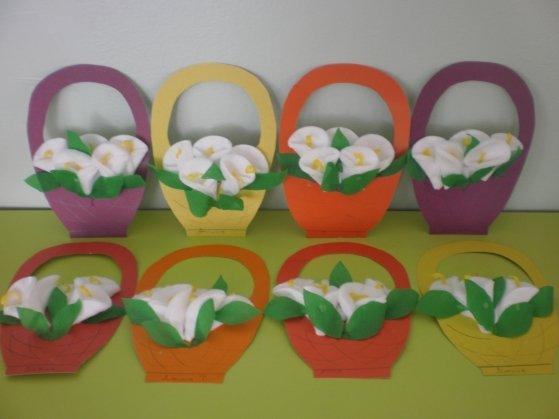 Подарки своими руками для мам детский сад