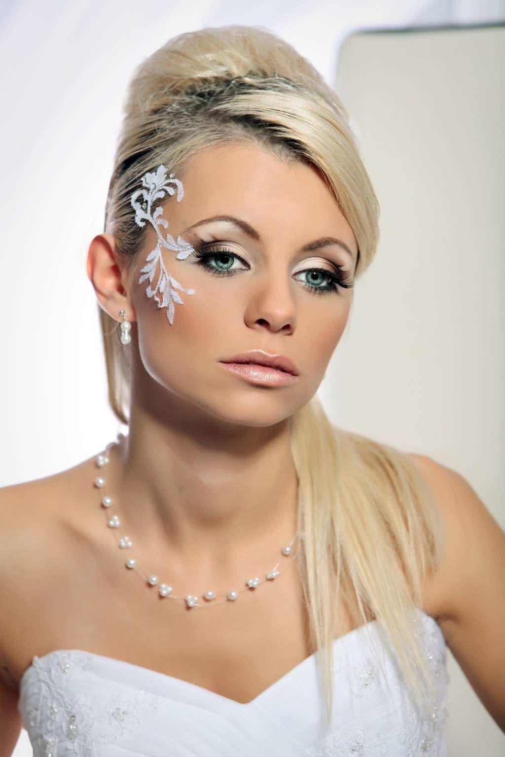Великолепный макияж на свадьбу