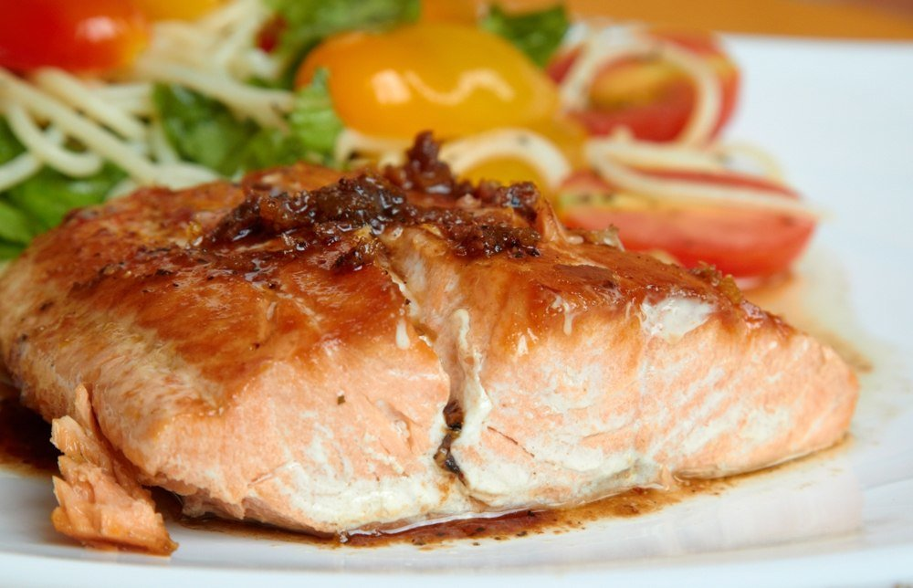 Приготовление рыбы стейк пошаговое