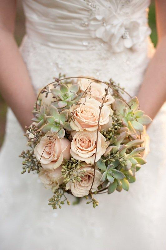 Свадебный букет своими руками 2017
