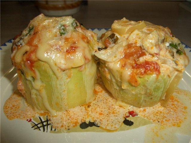 Кабачки лодочки в духовке рецепты быстро и вкусно с фаршем