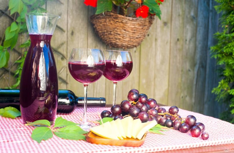 Простое вино виноградное в домашних условиях простой рецепт